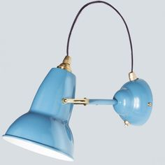 Original 1227 Brass Wall Sconce | Anglepoise at Lightology