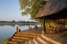 Nkwali Camp in South Luangwa National Park