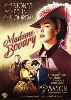 Madame Bovary (1949)  Director: Vincente Minnelli