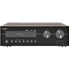 SHERWOOD RD-5405 5.1-Channel 70-Watt A/V Receiver with HDMI Switching   (Possible Receiver only 6 Ohms though so maybe I should re-examine what speakers to get.)