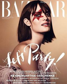 Harper's Bazaar Germany, January 2016