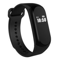 SHARE & Get it FREE | A16 BLE 4.0 ADI Sensor Heart Rate Smart Bracelet with Alarm 30 Days Standby TimeFor Fashion Lovers only:80,000+ Items·FREE SHIPPING Join Dresslily: Get YOUR $50 NOW!