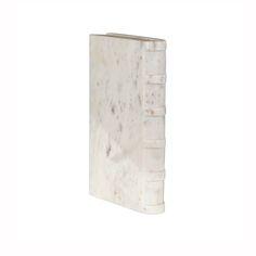 Marble Book Sculpture @ Pieces