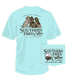Southern Fried Cotton - Best Friends Pocket Tee