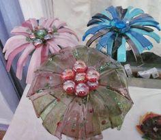 Fused Glass Garden Art | MT AdVentures