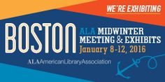 The holiday season is here, but don't forget that ALA Midwinter in Boston takes place right after the season ends. Claim a free pass to the exhibit hall at http://trib.al/qxcngCG, then visit TLC at Booth 1411. See you there!