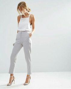 Classic grey & white