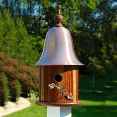 Ivy Bird House