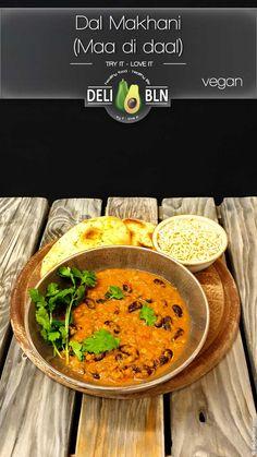 Schneller Dal Makhani zu Hause genießen - DELi-BERLIN | Foodblog, Rezepte & Fitness | gesund Kochen, Kochideen, vegane Rezepte
