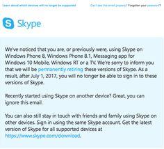 Skype Fail