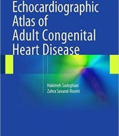 Echocardiographic Atlas Of Adult Congenital Heart Disease PDF