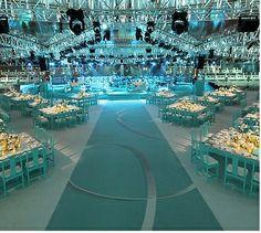 TIFFANY BLUE WEDDING THEMES   source http www google com imgres q tiffany blue place setting start ...