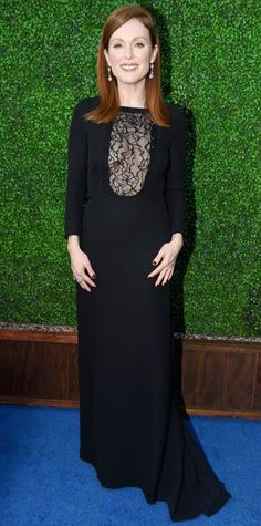 2015 Critics' Choice Movie Awards: Red Carpet Arrivals - Julianne Moore from #InStyle