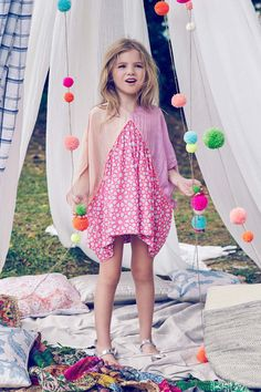 e49577c3d5 Nellystella brings us the wonderful Claudia dress made in 70% cotton and  30% silk