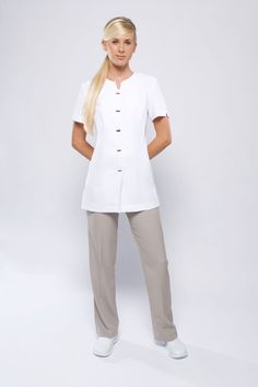 SPA-600 TAUPE TUNIC ON SALE