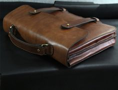 MacBook Air 13-inch &MacBook Pro 13 Leather by FocusmanLeather