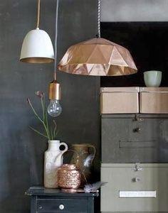 Kupfer erobert die Dekowelt: So stylst du dein Zuhause auf!