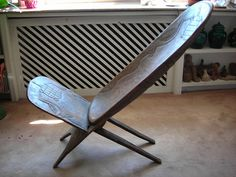african chair by omoo, via Flickr