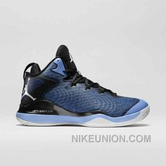 Jordan Super.Fly III Legend Blue Black White 684933 407 New Basketball Shoes