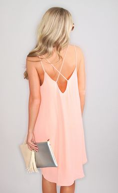 harmony criss cross dress