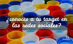 Tener en cuenta a tu #Target en las redes sociales es fundamental. #RedesSociales