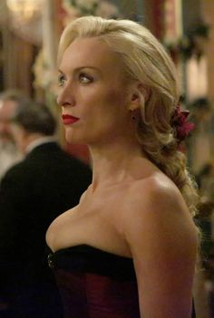 Victoria Smurfit as Lady Jane Wetherby in Episode 5 of Dracula TV Series - sky.com/dracula