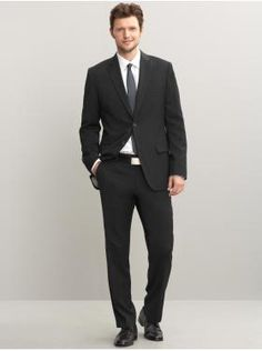 Formal business suit, appropriate for an interview | Business ...