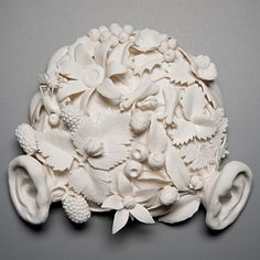 Artist, Kate Macdowell, Fruition, Porcelain, 2008