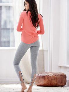 The Everywhere Strappy Legging - Victoria's Secret