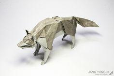 Wolf - Jang yong ik
