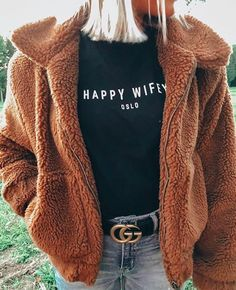 """Happy Wifey is a fast-growing lifestyle brand with head office in Oslo and operations from all around the world. Our customers are adventurous women looking to realize themselves, which is where our motto stems from: """"Let's have some fun"""". Fast Fashion, Womens Fashion, Positive People, Fast Growing, Have Some Fun, Oslo, Stems, Looking For Women, Fur Coat"""