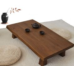 258.00$  Watch here - http://ali7xk.worldwells.pw/go.php?t=32537839611 - Solid Elm Wood Low Table Antique Finish Rectangular 90cm Living Room Furniture Asian Sofa Table Modern Rustic Wood Coffee Table