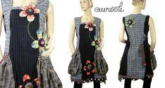 """robes """"Suzon"""" avec poches bouffantes"""