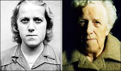 Herta Bothe Yet, she remained unrepentant for her war crimes, which included mercilessly beating prisoners, particularly the sick and defenseless. She was arrested when British troops liberated the Bergen-Belsen. Evil People, Interesting History, The Victim, Military History, World History, Bergen, World War Two, Historical Photos, Ww2