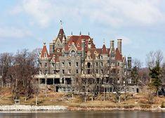 WOW~ Boldt Castel, 1000 Islands, NY