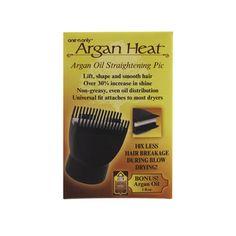 One 'n Only Argan Heat Oil Strip Straightening Pik