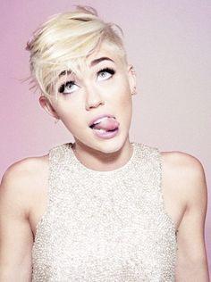 Miley Cyrus a rolemodel