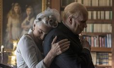Kristin Scott Thomas and Gary Oldman star as Clementine and Winston Churchill in director Joe Wright's DARKEST HOUR, a Focus Features release. Gary Oldman, Winston Churchill, Kristin Scott Thomas, Lily James, Peter Pan Movie, Best Actor Oscar, The Other Boleyn Girl, Fools And Horses, Making A Movie