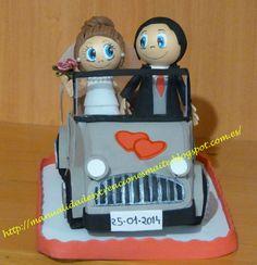 FOFUCHAS. Manualidades y Creaciones Maite: Fofuchos novios con traje de boda