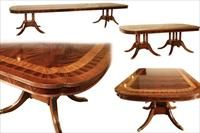 15 Extra Large Banquet Size Hard To Find Dining Tables Ideas Dining Mahogany Dining Table Dining Table