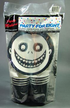 Nightmare Before Christmas Party Set For Eight