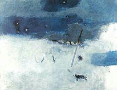 Oluf Høst: Vinternat