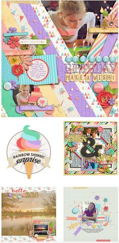 It's My Party by Zoe Pearn - available now at Sweet Shoppe Designs