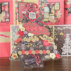 Craftwork Cards Festive Chalkboard Collection - Cards and Tags (346285) | Create and Craft