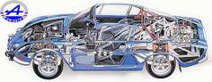 Alpint A110 `1971-73