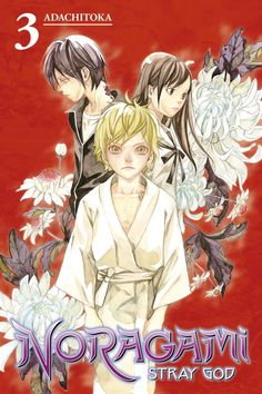 Noragami: Stray God #3 - Fighting the Blight (Issue)