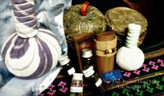 Essential Oils -Herbs Spa Thai By SIRIVAREE Brand - cottonthaisivabrand : Inspired by LnwShop.com