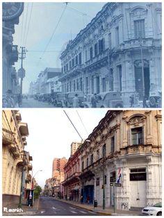 Palma y Montevideo