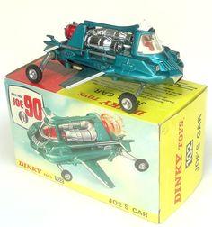 Joe 90 Dinky Toys