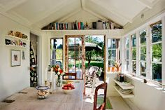 decorology: A sunny day in Denmark, pretty and bright interiors